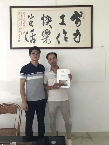 热烈祝贺广西梧州陈老板成功加盟普雪